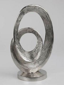 Aluminium Dekoration Ringel