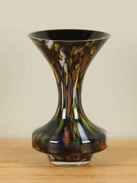 Trompete Vase Glas