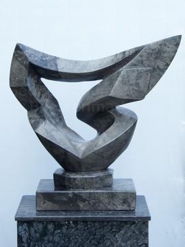 Marmor Skulptur HO-Art. 4-Mu