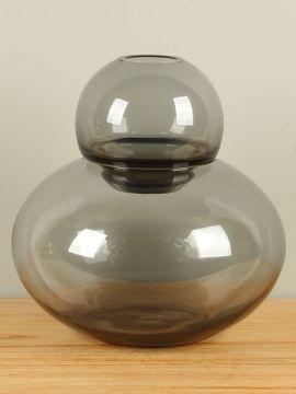 Satz 2 Vase grau