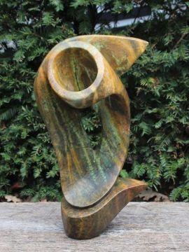 Gartenfigur Leaf