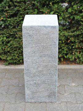 Sockel Chinesisch hartstein gebrannt 75x25x25 cm