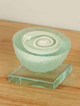 Dekofigur Glas