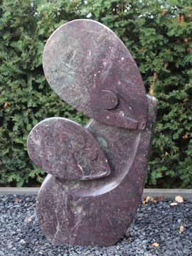 Gartendeko Gathering Kobaltstein