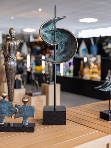 Skulpturen-Kollektion von Paul Roijmans