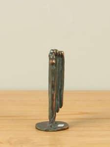 Bronze Skulptur Eensgezind