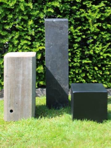 Sockel & Säulen
