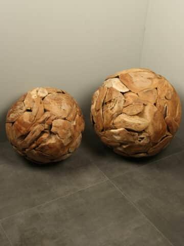 Ball Teakholz