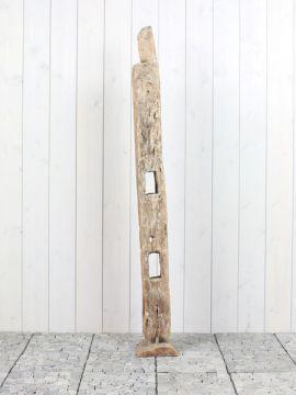 Holzskulptur Teakholz 70-1 GJ