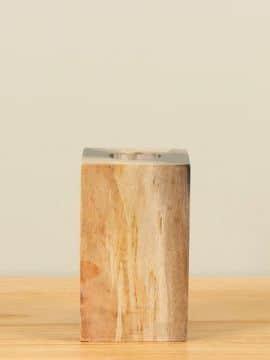 Windlicht Fossiles Holz nr. W2