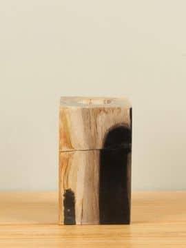 Windlicht Fossiles Holz nr. W4