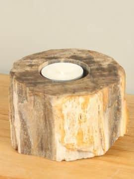Windlicht Fossiles Holz nr. 29