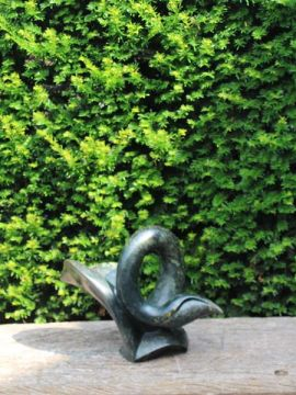 Skulptur Bird