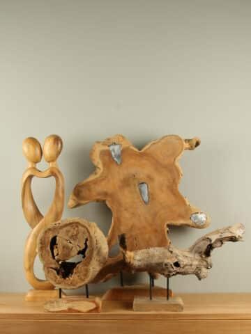 Holz Dekoration