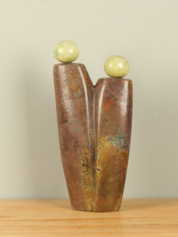 sculptuur two people nr1