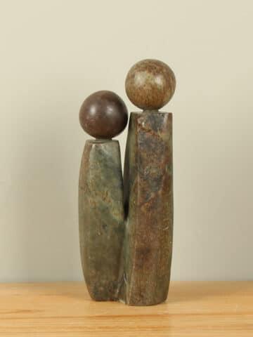 sculptuur two people nr3