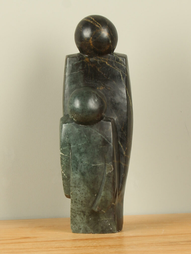 sculptuur parent